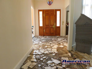 DallasFort Worth TX Tile Removal American Flooring Removal - American tile dallas tx